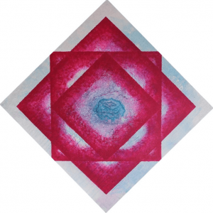 Symmetrins blomning